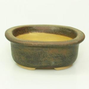 Keramická bonsai miska CEJ 34