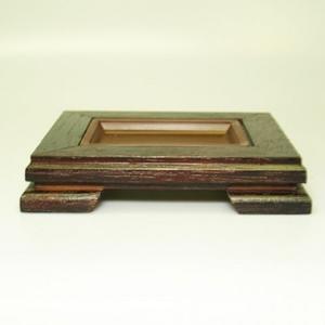Dřevěný stolek pod bonsaje  PL-PP3