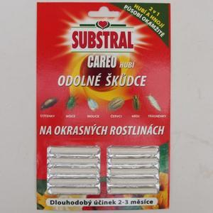 Substral insekticídne tyčky 10 ks