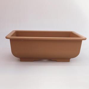 Bonsai miska plast MP-2vacl Béžová, béžová