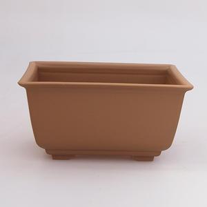 Bonsai miska plast MP-3, béžová