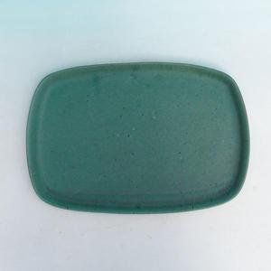 Bonsai podmiska H10, zelená