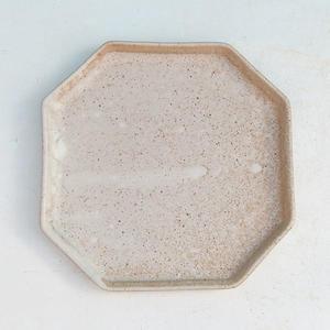 Bonsai podmiska H 13, béžová