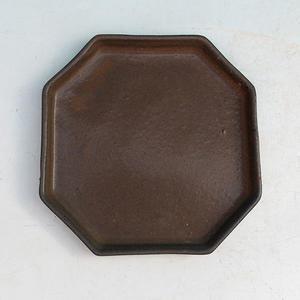 Bonsai podmiska H 13, hnedá