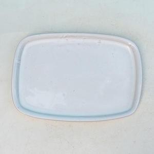 Bonsai podmiska H 02p, biela