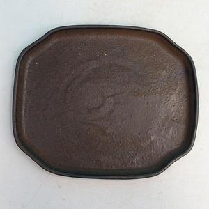 Bonsai podmiska H 31, hnědá