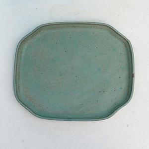 Bonsai podmiska H 31, zelená