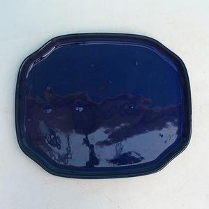 Bonsai podmiska H 32, modrá