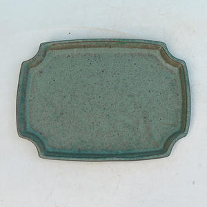 Bonsai podmiska H 03, zelená