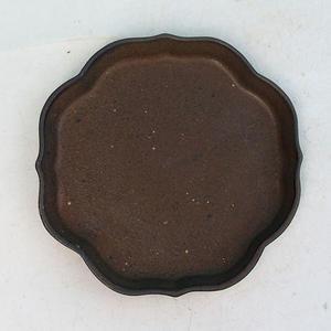 Bonsai podmiska H 06p, hnědá