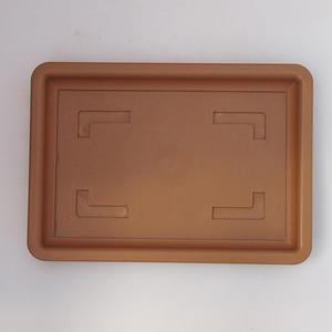 Bonsai podmiska plast PP-2vacl Béžová