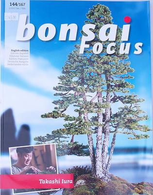 Bonsai focus - anglicky č.144 - 1
