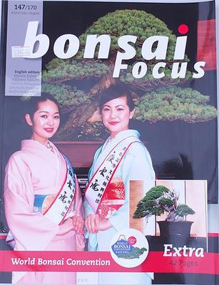 Bonsai focus - anglicky č.147 - 1