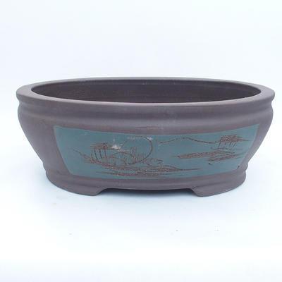 Bonsai miska 41 x 31 x 14 cm - 1