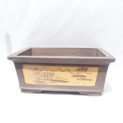 Bonsai miska 50 x 36 x 20 cm - 1