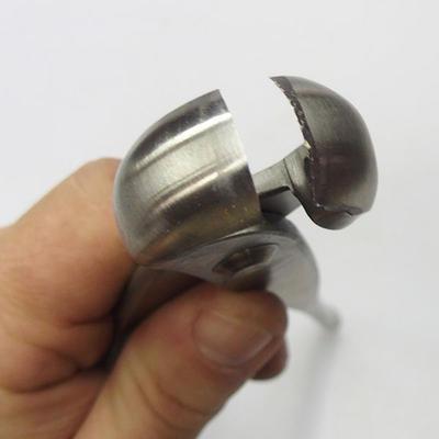 Kleště nerezové čelní  20,5 cm - 1