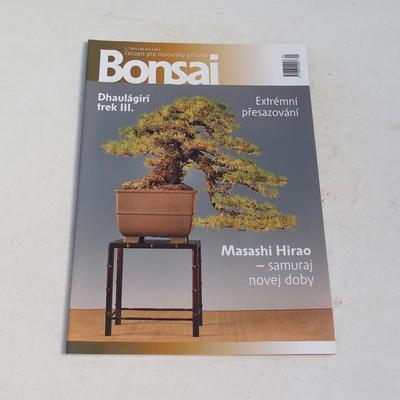 časopis bonsaj - CBA 2014-3