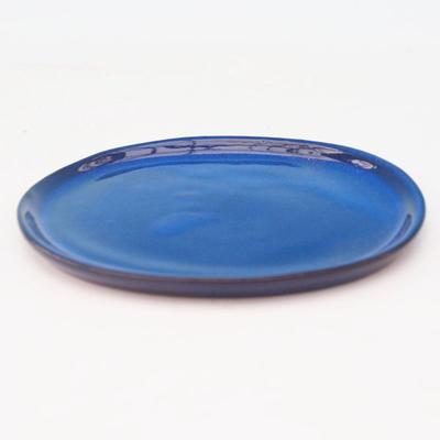Bonsai podmiska H 30 modrá