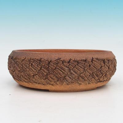 Miska pálená v peci na dřevo 1320 stupňů - 1