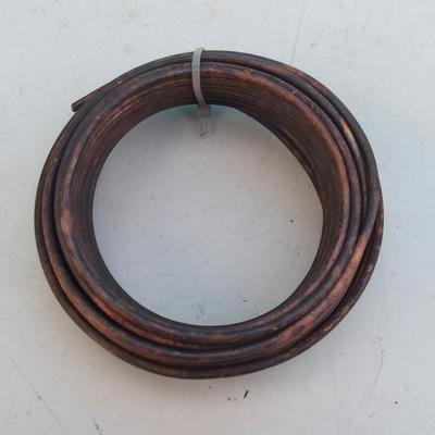 Medené tvarovacie drôty 500 g, 5 mm - 1