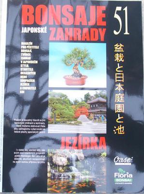 Bonsaje a Japonské zahrady č.51 - 1