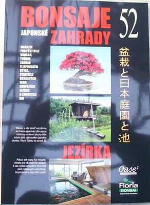 Bonsaje a Japonské zahrady č.52 - 1