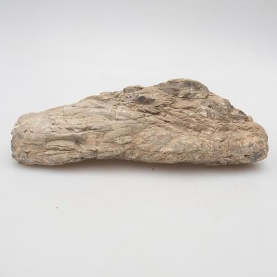 Suiseki - Kámen bez DAI (dřevěná  podložka) - 1