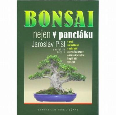 Kniha bonsai nejen v paneláku - 1