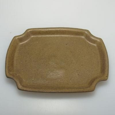 Bonsai podmiska H 01 - 11,5 x 8,5 x 1 cm - 1