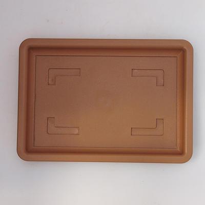 Bonsai podmiska plast PP-2vacl, béžová