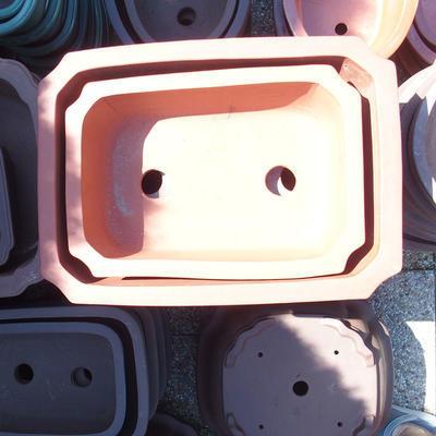 Bonsai miska 51 x 36 x 16 cm - 2