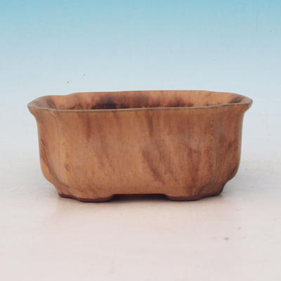 Keramická bonsai miska H 01 - 2