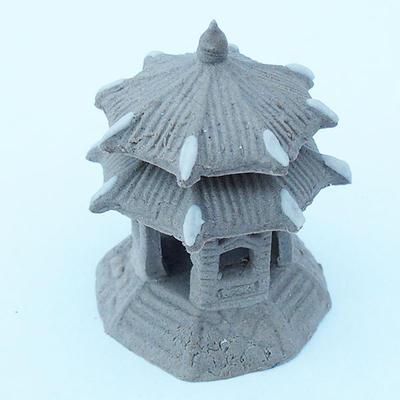 Keramická figurka - Altán S-6 - 2