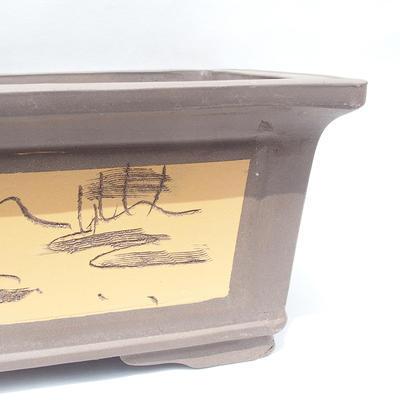 Bonsai miska 50 x 36 x 20 cm - 2