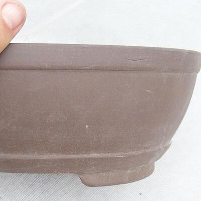 Bonsai miska 31 x 22 x 10 cm, farba režná - 2