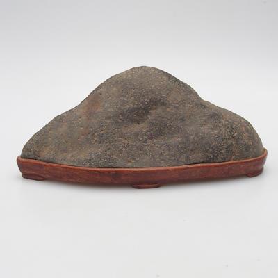 Suiseki - Kámen s DAI (dřevěnou podložkou) - 2