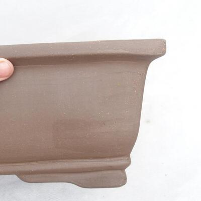 Bonsai miska 46 x 25 x 15 cm, farba režná - 2