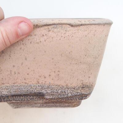 Bonsai miska 38 x 27 x 11 cm, barva šedobéžová - 2