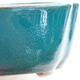 Keramická bonsai miska 17,5 x 13,5 x 4,5 cm, barva zelená - 2/3