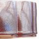 Keramická bonsai miska 20,5 x 17 x 7 cm, barva hnědá - 2/3