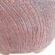 Keramická bonsai miska 14,5 x 14,5 x 8,5 cm, barva praskaná - 2/3