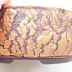 Keramická bonsai miska 28 x 28 x 8 cm, barva praskaná - 2/3