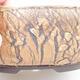 Keramická bonsai miska 31 x 31 x 9 cm, barva praskaná - 2/3