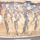 Keramická bonsai miska 31 x 31 x 10 cm, barva praskaná - 2/3
