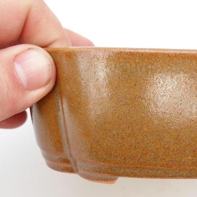 Keramická bonsai miska - páleno v plynové peci 1240 °C - 2.jakost - 2