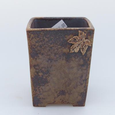 Keramická bonsai miska LIST - 2