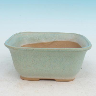 Bonsai miska + podmiska H36, zelená - 2
