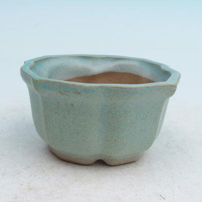 Bonsai miska + podmiska H95, zelená - 2