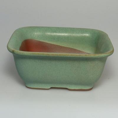 Bonsai miska + podmiska H38 - miska 12 x 10 x 5,5 cm, podmiska 12 x 10 x 1 cm - 2