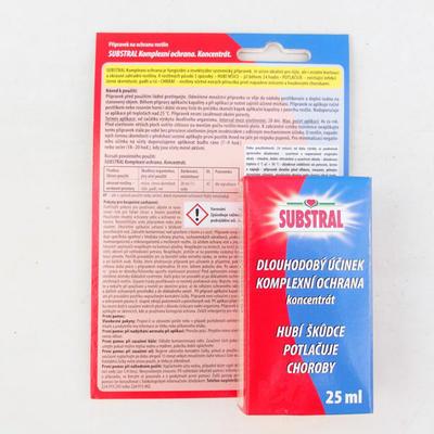 Substral 2v1   25ml - 2